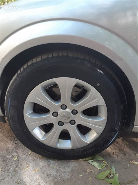 Vand jante R16 opel astra/corsa/vectra cu anvelope Michelin