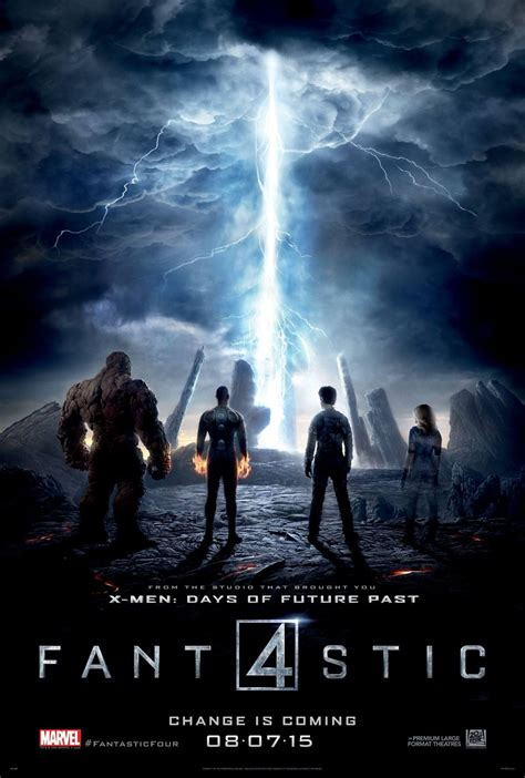 A New Poster For Trank's FANTASTIC FOUR!!