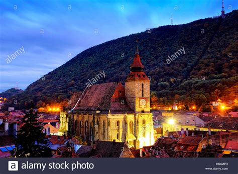 Biserica Neagra High Resolution Stock Photography and