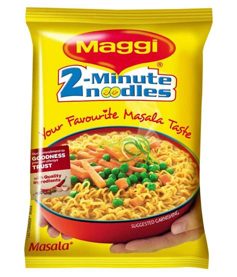 Maggi Masala Instant Noodle 70 gm Pack of 24: Buy Maggi