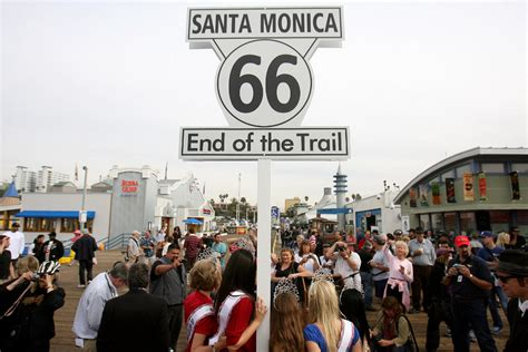 Ted's Excellent Adventure: End Route 66, Start Pacific