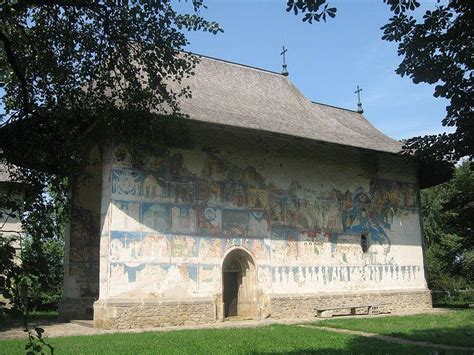 A Guide to Romania's Spectacular Painted Monasteries of