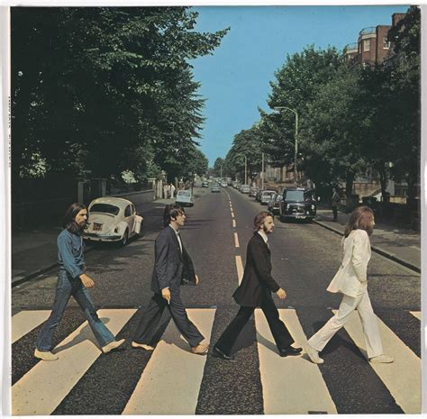 """The Beatles' """"Abbey Road"""" Turns 50   WDET"""