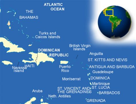 Guadeloupe Facts, Culture, Recipes, Language, Government