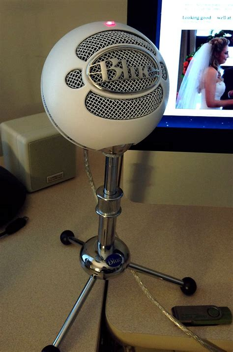 Tech Friday: Reusing my OLD Blue Snowball microphone   My