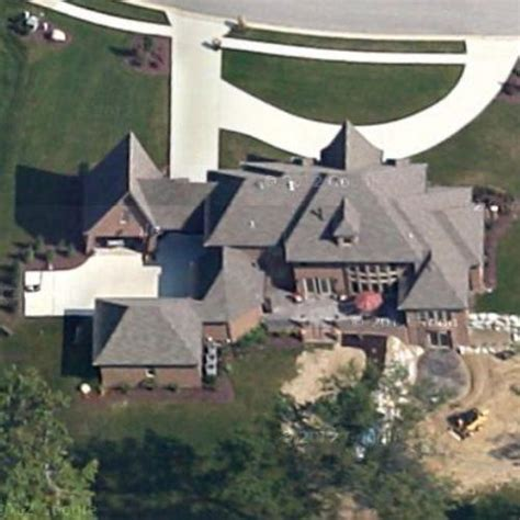 Bo Pelini's House in Canfield, OH (Google Maps) (#2)