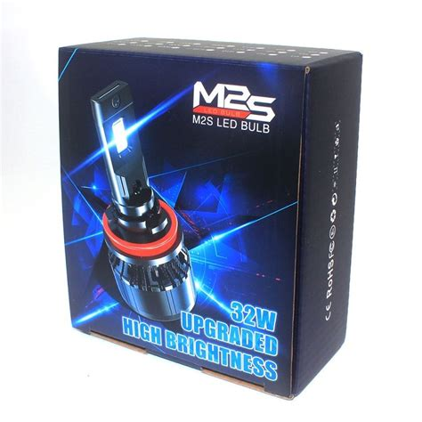 China M2S H4 Led Headlight Kit Manufacturers and Suppliers