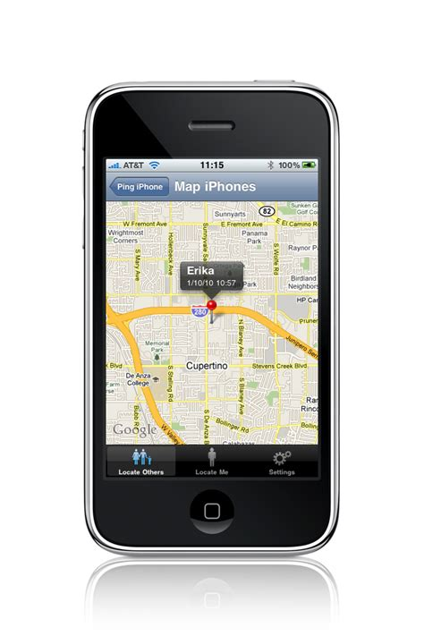GPS Settings | iPhone & Android mobile apps