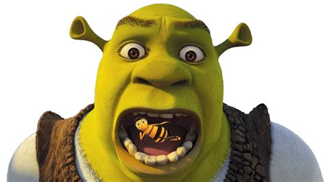 Bee movie but every time it says bee Shrek says Donkey