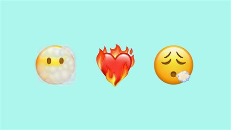First Look: 217 New Emojis in iOS 14