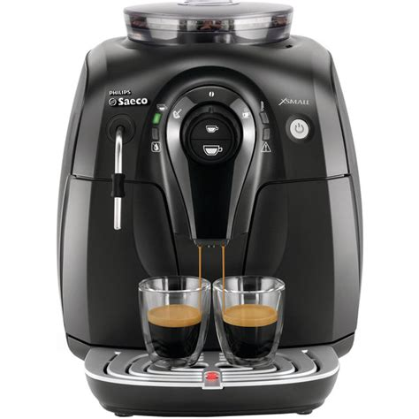 Expresor cafea automat Philips Saeco Xsmall HD8743/19 – Review