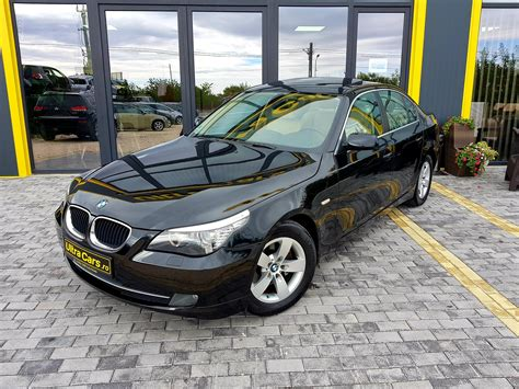 BMW 520d Luxury Edition - Ultra Cars Auto Rulate