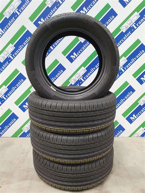 Continental EcoContact 6, 195 / 55 R16, 87H - Mercator