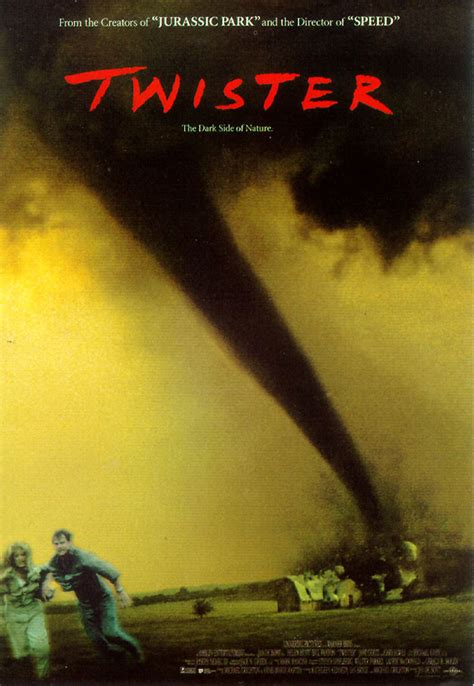 Movie Poster from Twister - Clyde Fitch Report